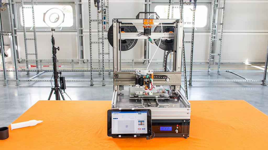 3D Drucker BBone
