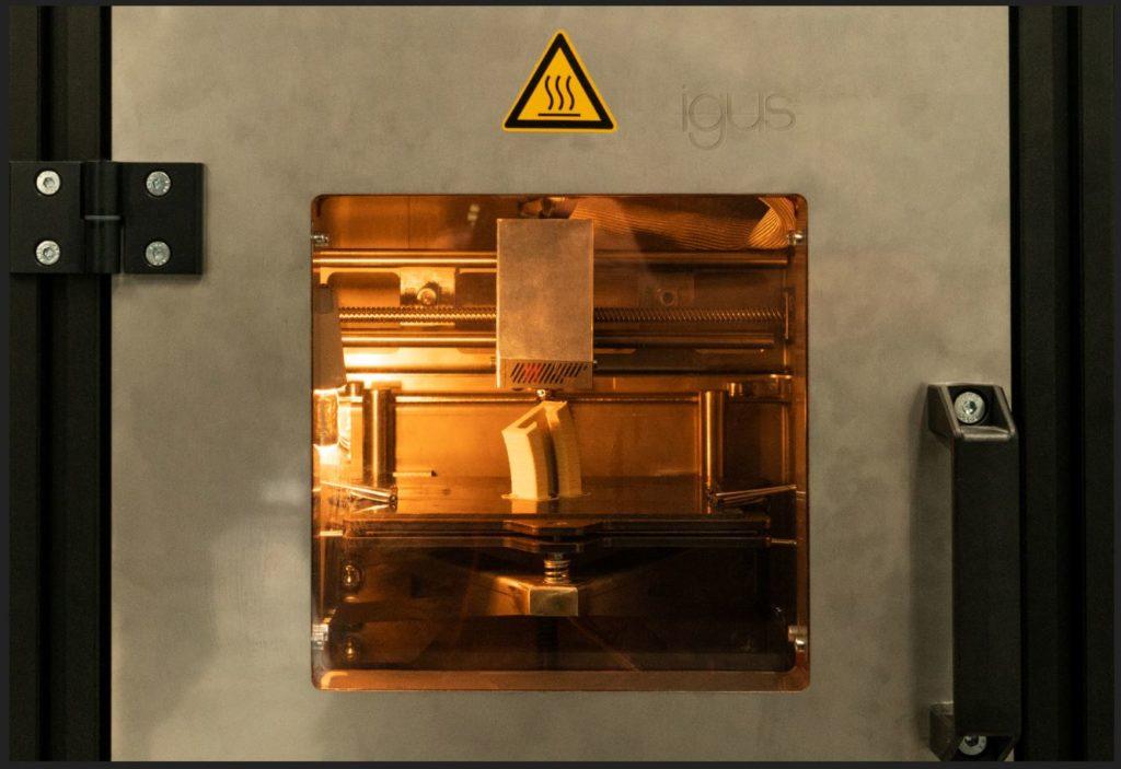 Hochtemperatur 3D Drucker