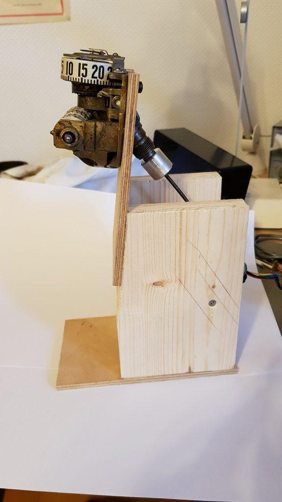 Prüfstand - 3D-gedruckte Schnecke aus iglidur I6 im Test