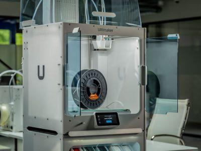 Ultimaker S5 Drucker mit iglidur Filament von igus