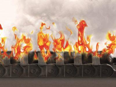 Sind igus Energieketten halogenfrei?