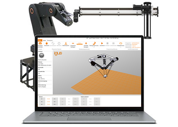 igus Robot Control Robotersoftware