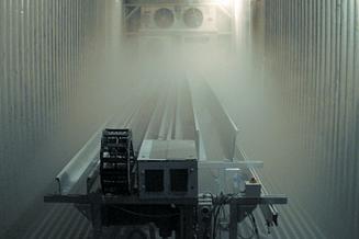 Testlabor igus Kältekammer