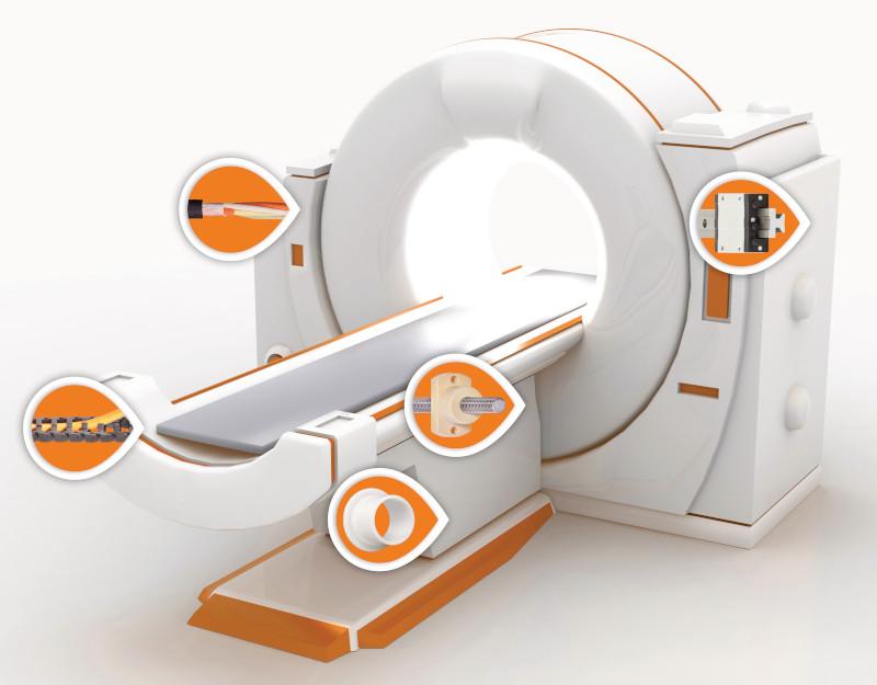 igus Komponenten in der Medizintechnik