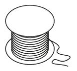 nicht dehnbares Seil